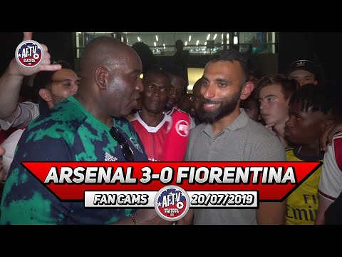 Arsenal 3-0 Fiorentina | Eddie Nketiah Is A Special Talent! (Moh)