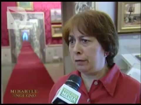 Nuova puntata della trasmissione di arte, cultura e spettacolo ''Mirabile Ingegno'', a cura di Elisabetta Matini.