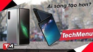 Video Samsung Galaxy Fold vs Huawei Mate X: Ai mới là bậc thầy sáng tạo? MP3, 3GP, MP4, WEBM, AVI, FLV Mei 2019