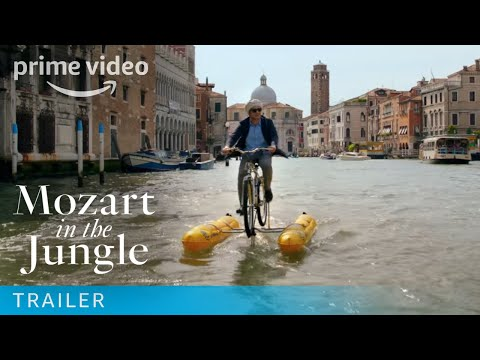 Mozart in the Jungle - Season 3 Trailer | Prime Video