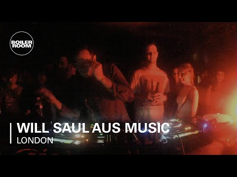 DJ - FOR AUDIO: *http://bit.ly/1dSZW9K* → SUBSCRIBE TO BOILER ROOM: *http://bit.ly/1bkrHWL* Half an hour from the unflappable Will Saul to cap another top Aus s...