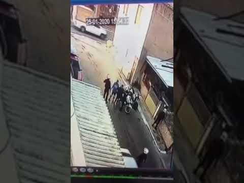 Video - 11χρονος που δέχτηκε την επίθεση: Μου έριξε σφαλιάρα δυνατή εδώ - ΒΙΝΤΕΟ