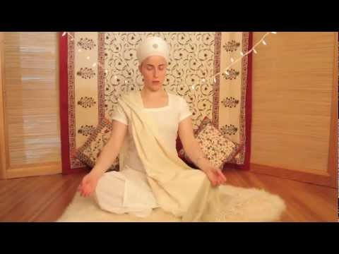 tattva - Chant along with Nirinjan Kaur during this 11 minute version of the Ether Tattva Meditation. Nirinjan describes the beautiful connection between the Ether Ta...