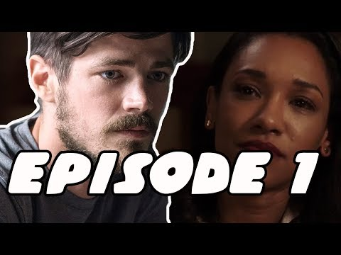 The Flash Season 4 Episode 1 Extended Promo Trailer Breakdown
