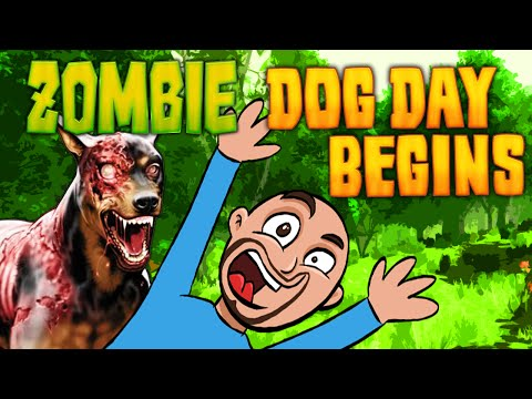 ZOMBIE DOG DAY BEGINS ★ 7 Days To Die (3)