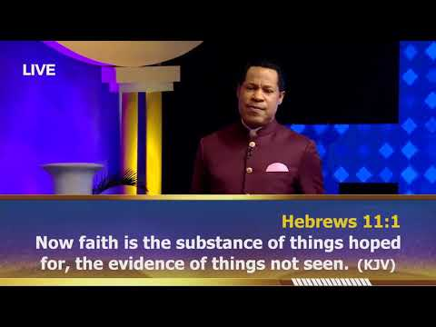 Pastor Chris:: How To Repair Your World!