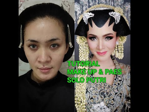 MAKE UP PENGANTIN GLAMOUR