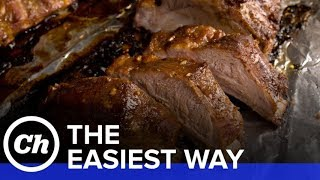 Baby back ribs are a summertime classic, but standing around a grill or smoker on a hot day can be a pain. In this episode of The...