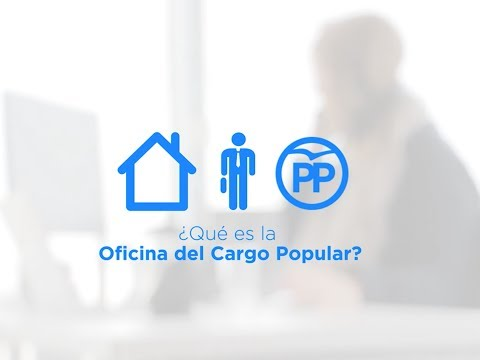 ¿Qué es la Oficina del Cargo Popular?