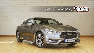 Infiniti Q60, nel Garage di OmniAuto.it - Video Test