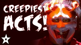 Nonton Creepiest Got Talent Acts Ever    Halloween S Got Talent  Film Subtitle Indonesia Streaming Movie Download