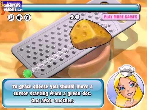 Barbie Breakfast Cooking Recipe Game - Baby Games