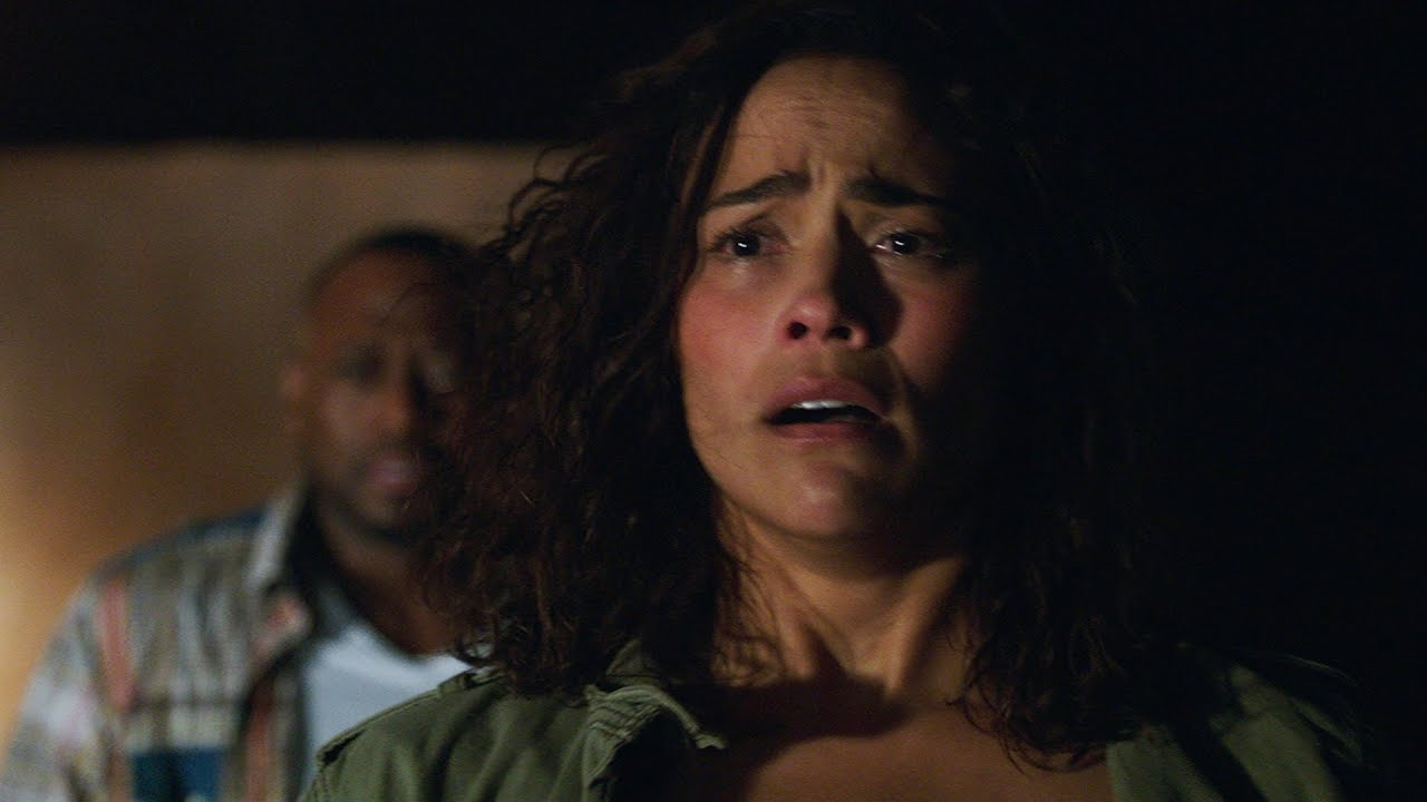Paula Patton & Omar Epps Can't Escape Their Fears in Action Packed Thriller 'Traffik' (Trailer) with Laz Alonso