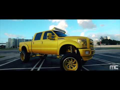 MC Customs | Ford F-250 • Fuel Wheels