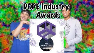 POT POCKET | DOPE INDUSTRY AWARDS | REROLLED THURSDAY by Take a Break with Aaron & Mo