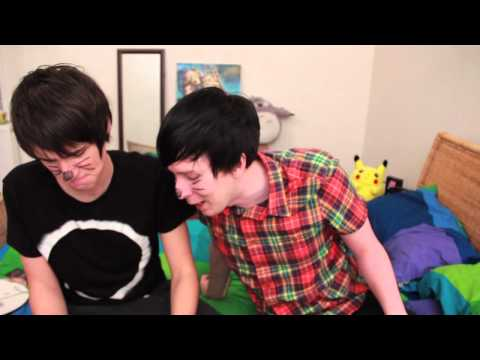 some bloopers from phil is not on fire 4