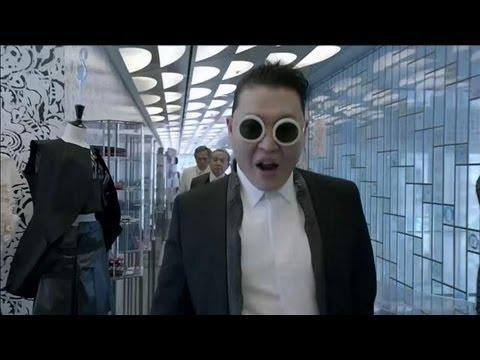 PSY Releases New Music Video: 'Gentleman'