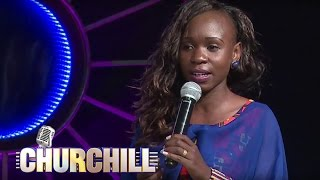 Evelyn Wanjiru (Extended Interview )-Churchill show
