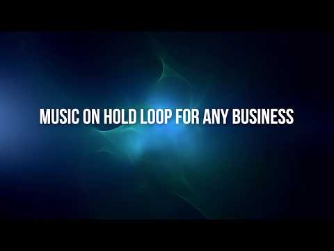 On Hold Music with voice messages for business phone systems - Scatters music on hold loop