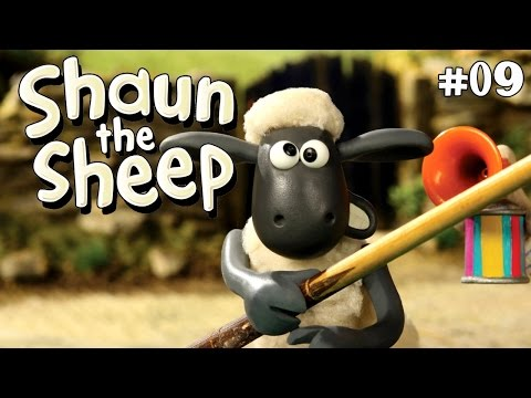 Shaun The Sheep - Shaun Goes Potty S2E9 (DVDRip XvID) HD
