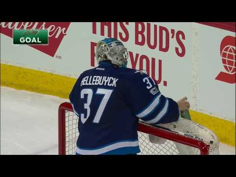 Granlund stays with it, Graovac scores