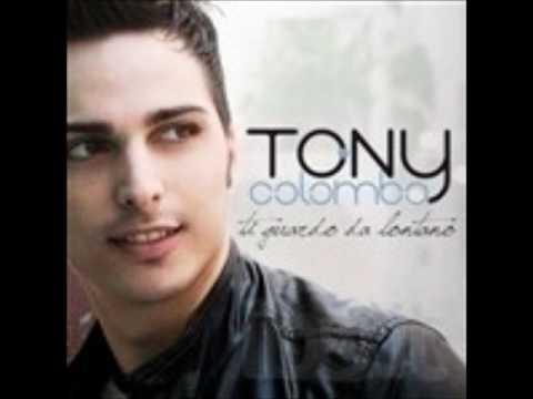Tony Colombo - Ti guardo da lontano [il principe e il povero 2011]