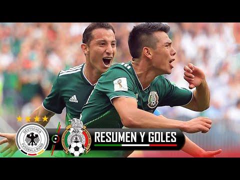 ¡VICTORIA HISTORICA! ALEMANIA VS MEXICO 0-1 / MUNDIAL 2018 / 17-06-2018