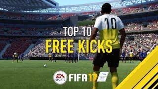 Video FIFA 17   MY TOP 10 FREE KICKS MP3, 3GP, MP4, WEBM, AVI, FLV Juni 2017