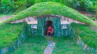 Nonton Unbelievable  A Small Hill Become Beautiful Underground House Build By A Men   Hobbit House Part 2 Film Subtitle Indonesia Streaming Movie Download