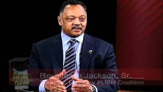 HIGHER EDUCATION TODAY - Jesse Jackson On Education