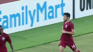 Download Video United Arab Emirates 2-1 Qatar (AFC U19 Indonesia 2018 : Group Stage) MP3 3GP MP4