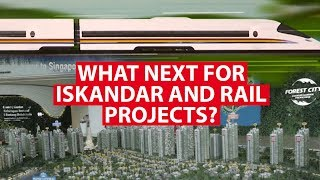 What Next For Iskandar And Rail Projects in Malaysia? | Money Mind | CNA Insider