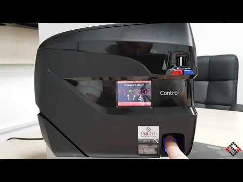 Cadastro de Biometria REP iDClass