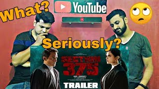 Pakistani Reaction on Section 375 Official Trailer | Akshaye Khanna, Richa Chadha,Ajay Bahl