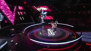 Keren abis !!! Agnez mo ft clarissa coke bottle ( the voice kids indonesia season 2 )