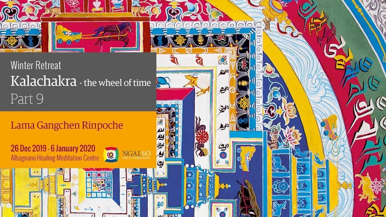 Winter retreat - Kalachakra: the Wheel of time - part 9