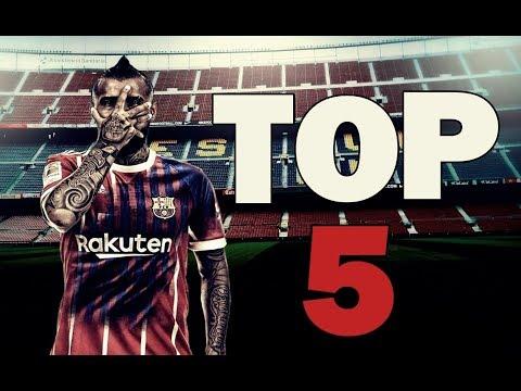 Los 5 mejores goles de ARTURO VIDAL con el Bayern Munich ● Bienvenido al Barcelona !!!
