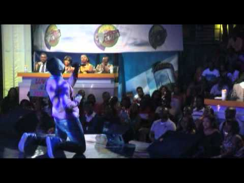 Project Fame Season 5 Nomination Show 2 Joshua - Heart Attack By Tray Songz