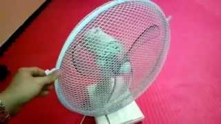 Download Lagu Fan blades don't spin, no movement - Desk fan repair complete guide Mp3