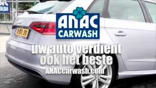 Commercial ANAC carwash