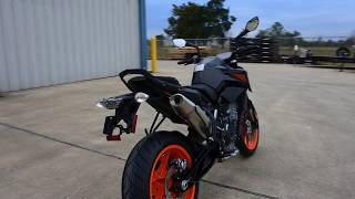 3. $10,699:  2020 KTM 790 Duke in Black, Overview and Review by Mainland Cycle Center