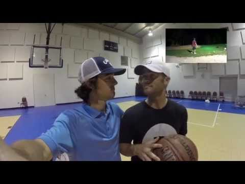 March Madness Trick-Shots | Bryan Bros Golf