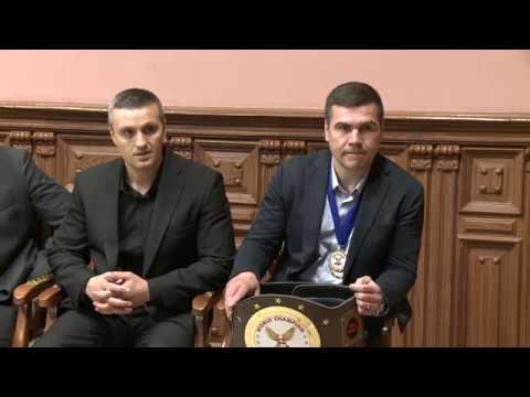 Igor Dodon, Președintele Republicii Moldova s-a întîlnit cu un grup de sportivi moldoveni