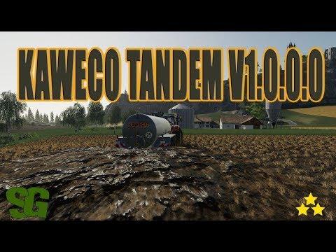 Kaweco Tandem v1.0.0.0