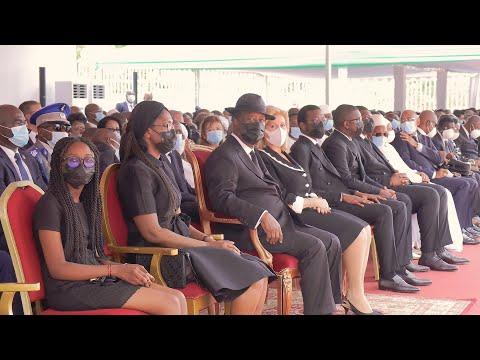 Hommage de la Nation à Hamed BAKAYOKO, Premier Ministre, Ministre de la Défense