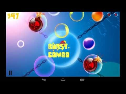 Video of Bubble Burst Saga (free)