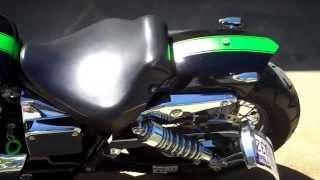 8. 2002 Honda Shadow Spirit 750