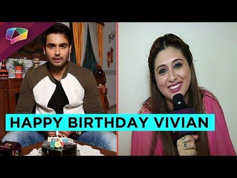 Vivian's Birthday revelry