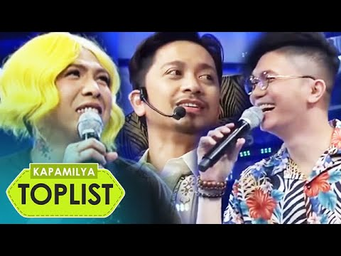Kapamilya Toplist: 10 funniest 'kulitan' moments of Vice, Vhong and Jhong in Its Showtime