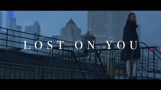 Video LP - Lost On You [Official Video] MP3, 3GP, MP4, WEBM, AVI, FLV Januari 2018